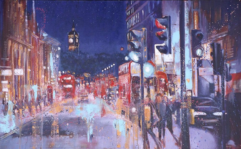 London lights - sold