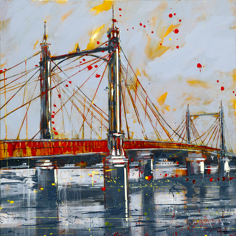 Albert bridge - sold