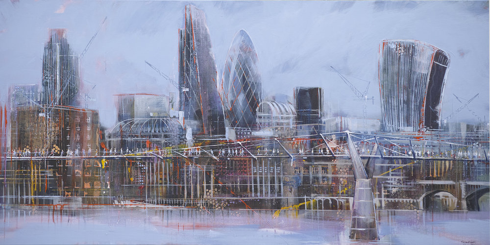 City Hustle - sold