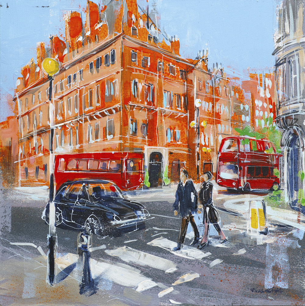 Sloane Square crossing ii - sold