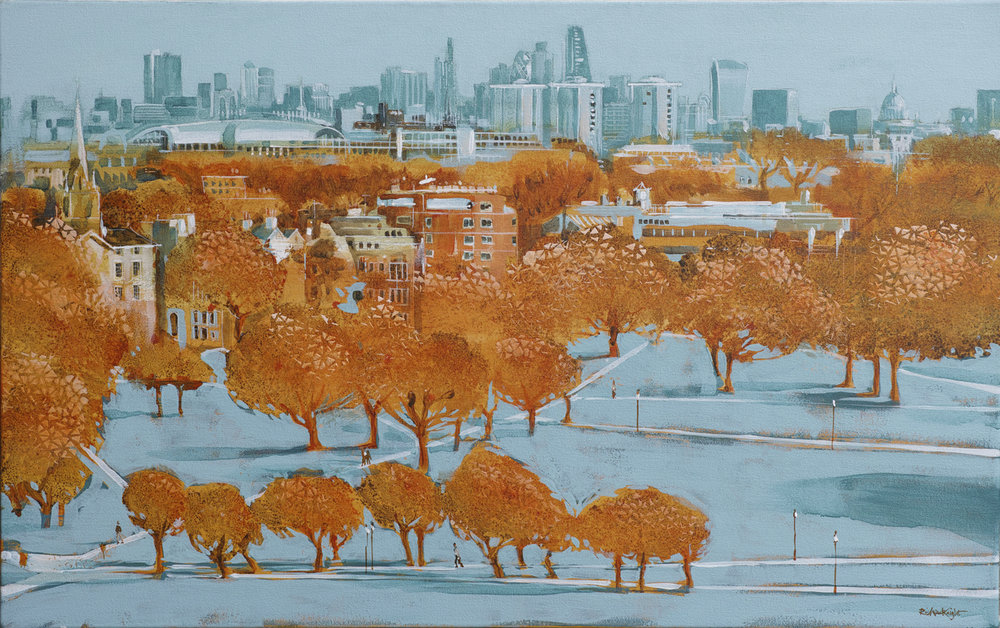 Primrose Hill pathways - sold