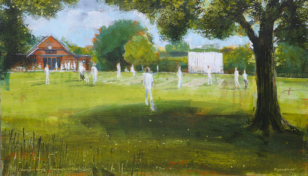 Claygate Cricket Club - sold