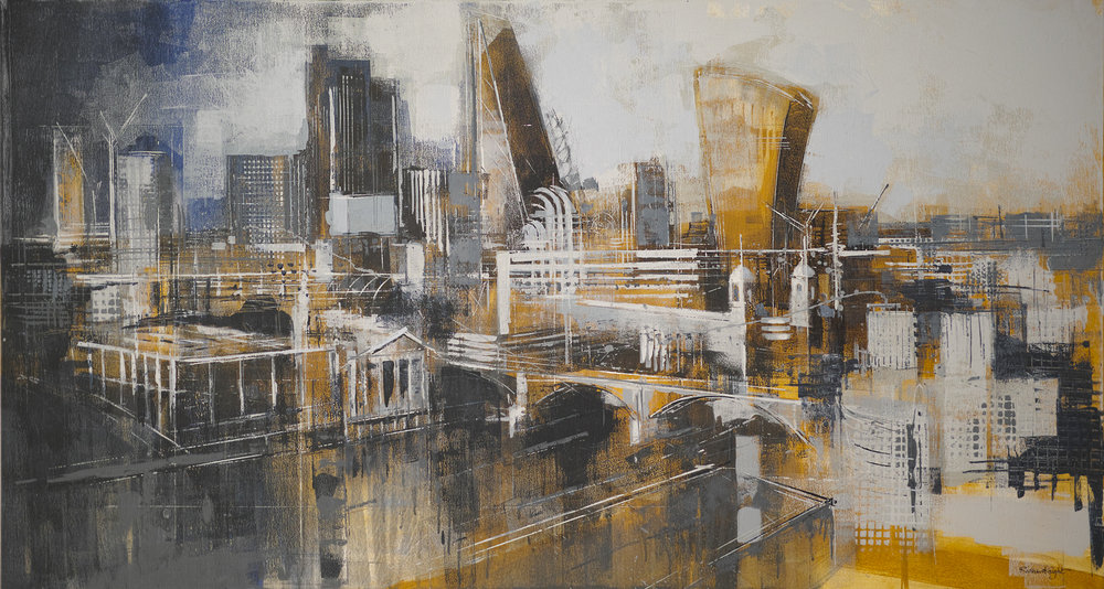 Skyline City - sold