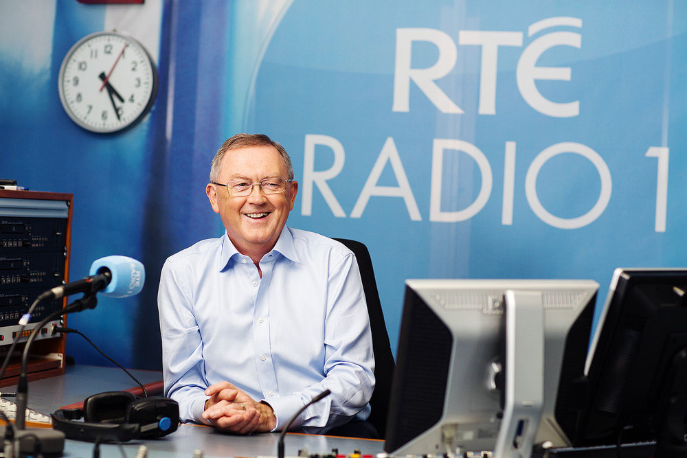 Sean O'Rourke for RTE Radio 1