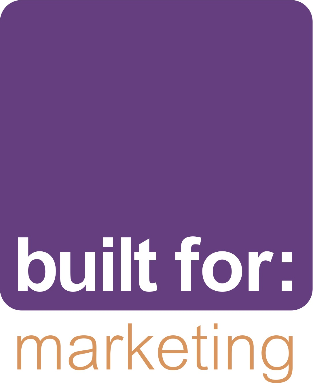 Built for Marketing