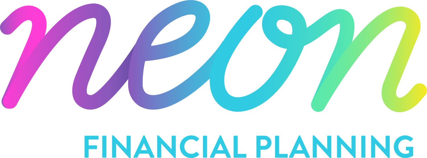 Neon Financial Planning - Independent advice & coaching. Low fixed fees.