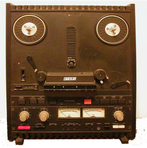 Otari MX 5050 -  Photo  by kc7fys /  CC BY