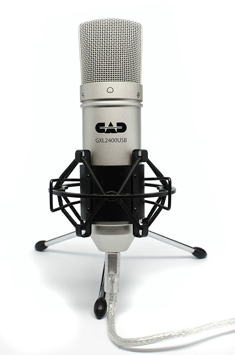 The CAD GXL2400 USB Microphone