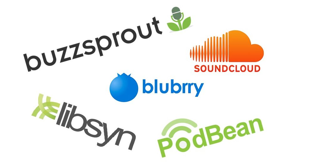 To get your podcast out in the world, it needs to live somewhere on the web.