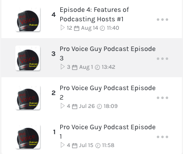 create a few episodes before launching your podcast.png