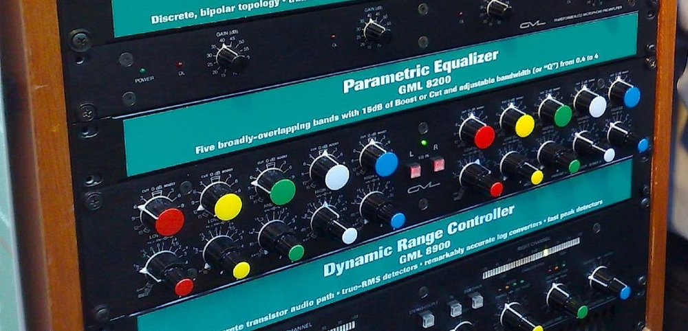 Parametric Equalizers used to be expensive rack-mounted units. Now, they are built into software. This is great news for podcasters,