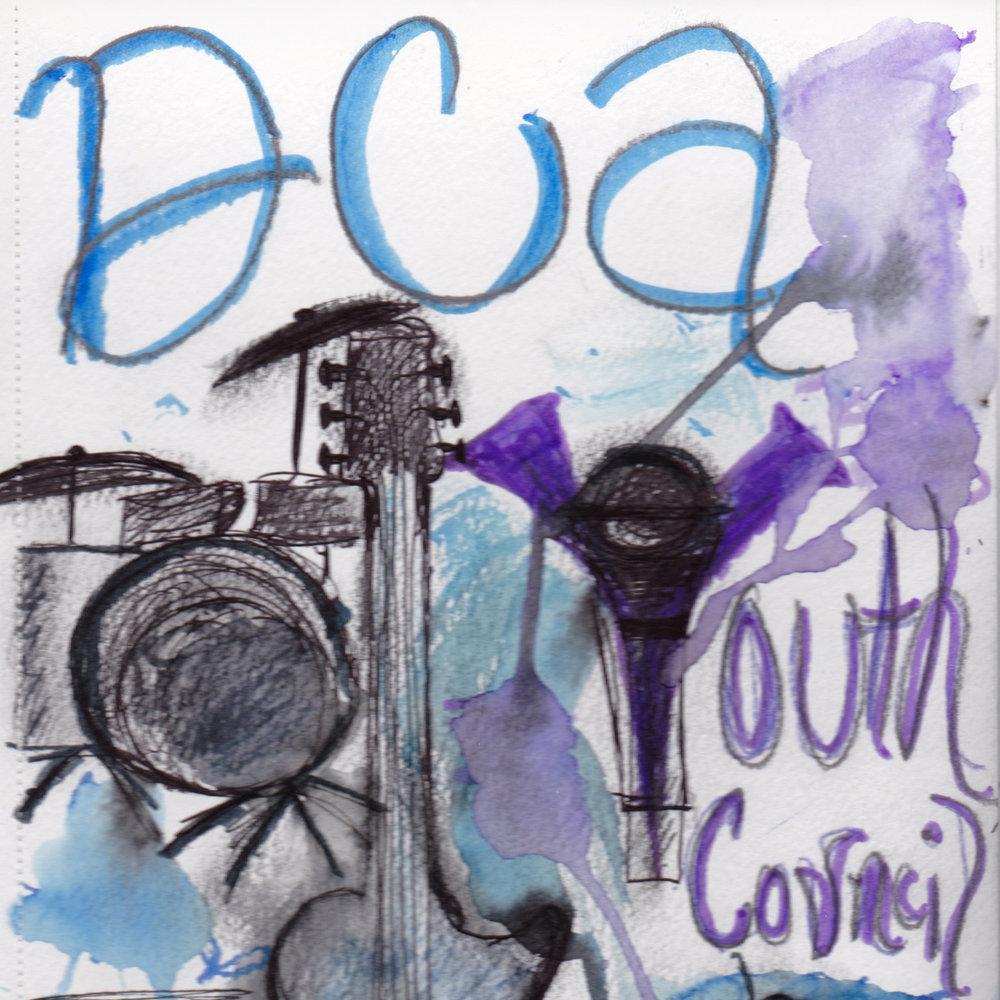 DCA Youth Council - The DCA Youth Arts Council is a group of teen creatives from the Downriver community who are dedicated to promoting and participating in the arts.