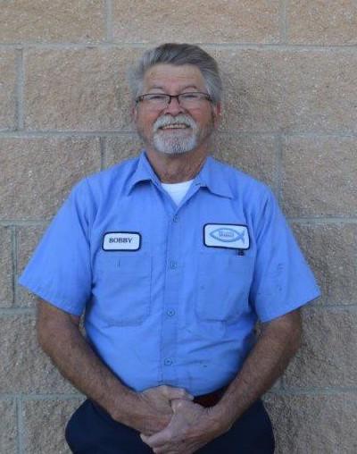 Bobby Ghantt,Vice President 33 years