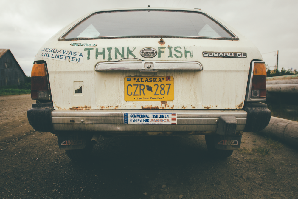 WHY IS BRISTOL BAY IMPORTANT TO YOU? - Join the community helping to define the importance of this wild place and its future.