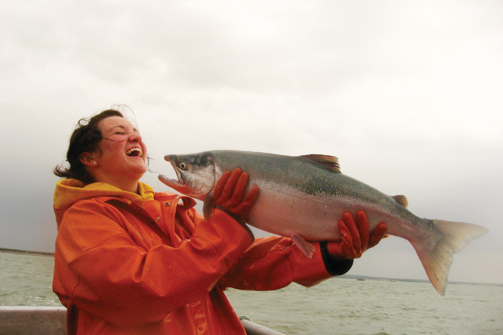 Whether you grew up there, fish there every summer, or have been touched by its wild beauty, your life is connected to Bristol Bay.   -