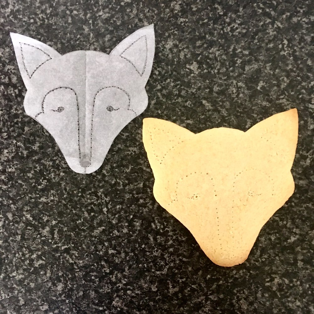How To Make The Cutest Fox Cookies
