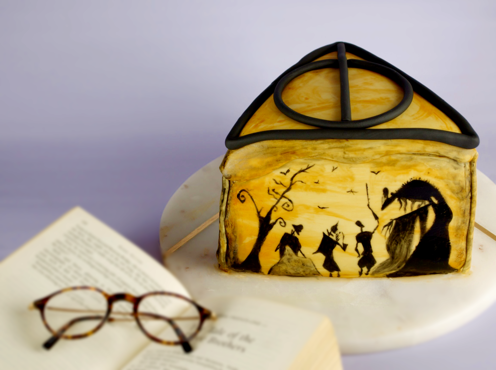 How To Make An Easy Harry Potter Cake