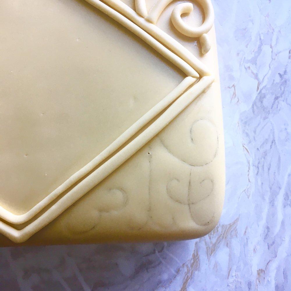 How To Make An Awesome Giant Custard Cream Cake