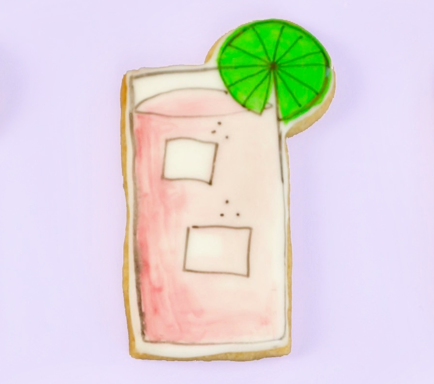 Summer Styles Painted Cookie Tutorial
