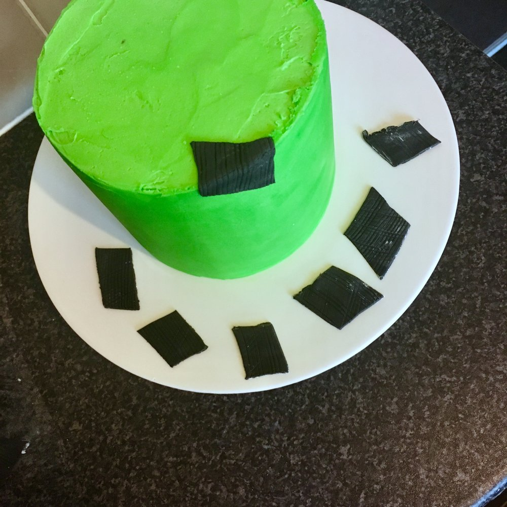 Cute Af Frankenstein Cake Tutorial Beginner Friendly Icing Insight