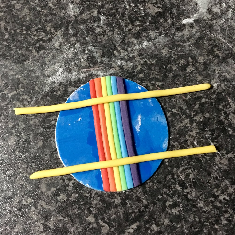 DIY Dr Who Jodie Whittaker Cookies