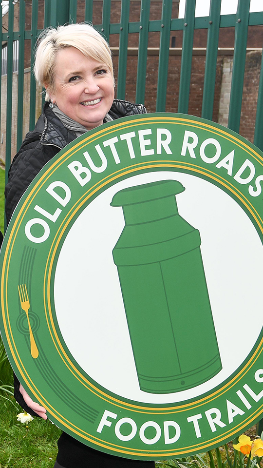 - Lenka Forrest (Secretary)Lenka joined the Old Butter Roads Food Trails network early on when she opened her Old Blarney Post Office Café in April 2016. Lenka, even though she is a blow-in, has a deep and genuine passion for the people, culture, heritage and food of the south of Ireland. In her café she uses locally sourced produce wherever possible and many of the Old Butter Roads Food Trails members feature strongly on the café's menu. She is also an avid storyteller and a mushroom hunter.T: 083 8534355E: lenka.forrest@gmail.com