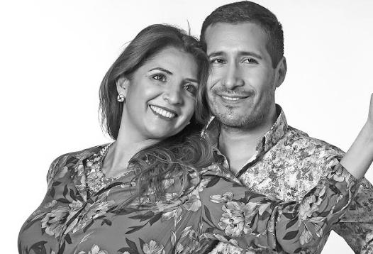 - Cristian Correa & Miriam Copello