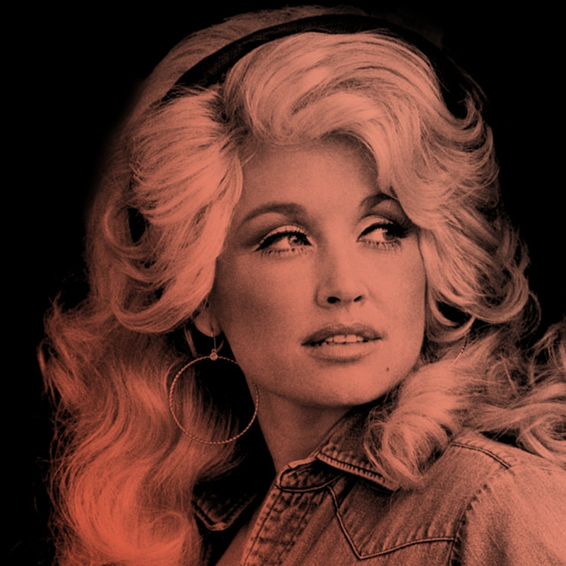 Küken nackt Bilder eines jungen Dolly Parton zum