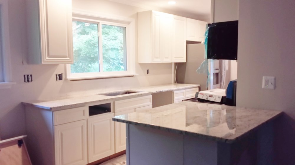 Kitchen Expansion - FAIRFAX VA