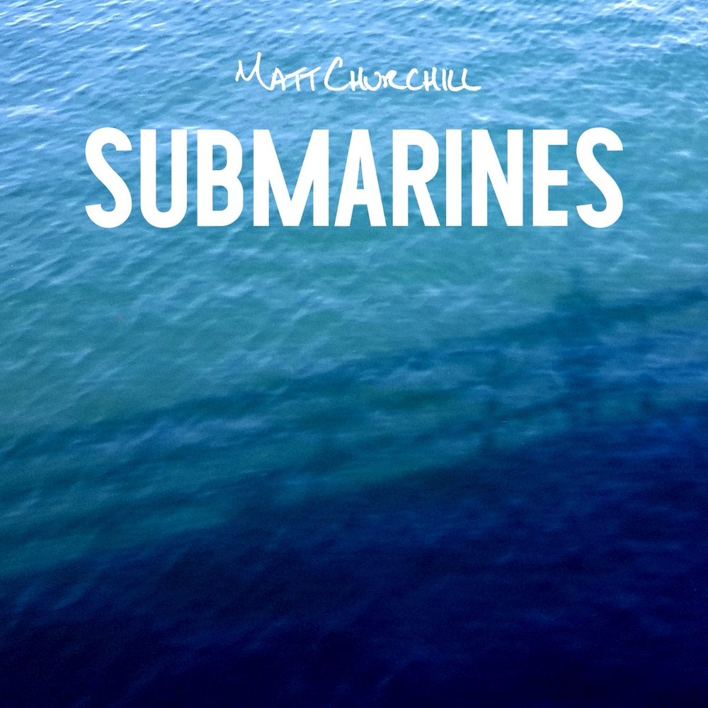 Submarines EP - Released August 4th 2018
