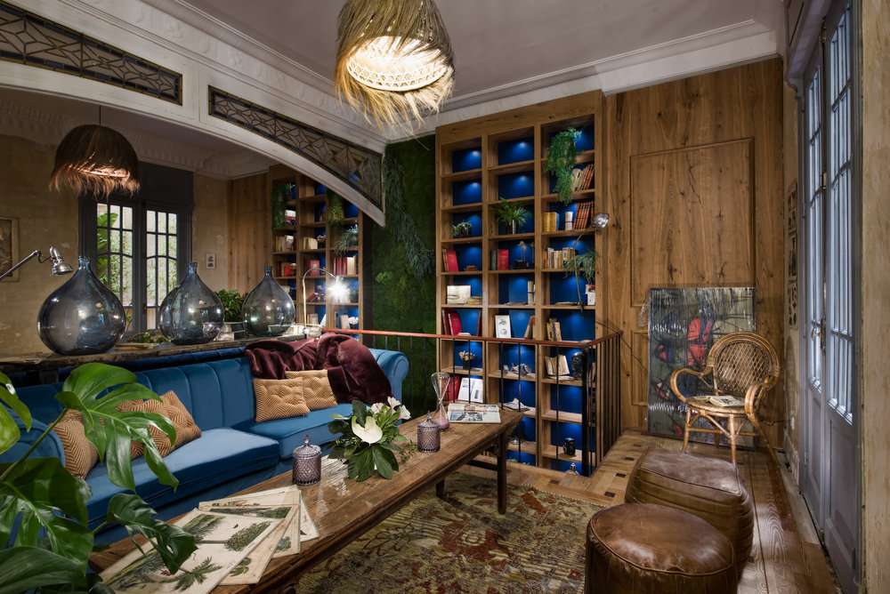 THE LOCAL  - Madrid's private members clubs