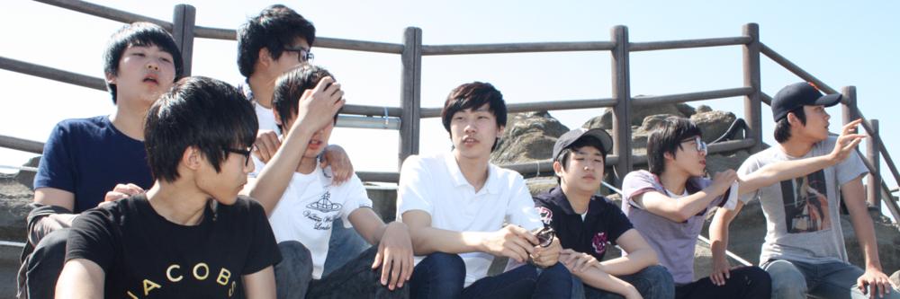 korean student boys q and a eating kimchi nodding politely creative writing alex clermont writes