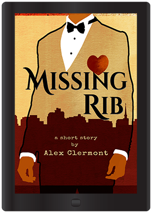 missing rib book cover alex clermont fiction