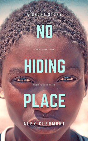 No Hiding Place a short story by Alex Clermont Writes.png