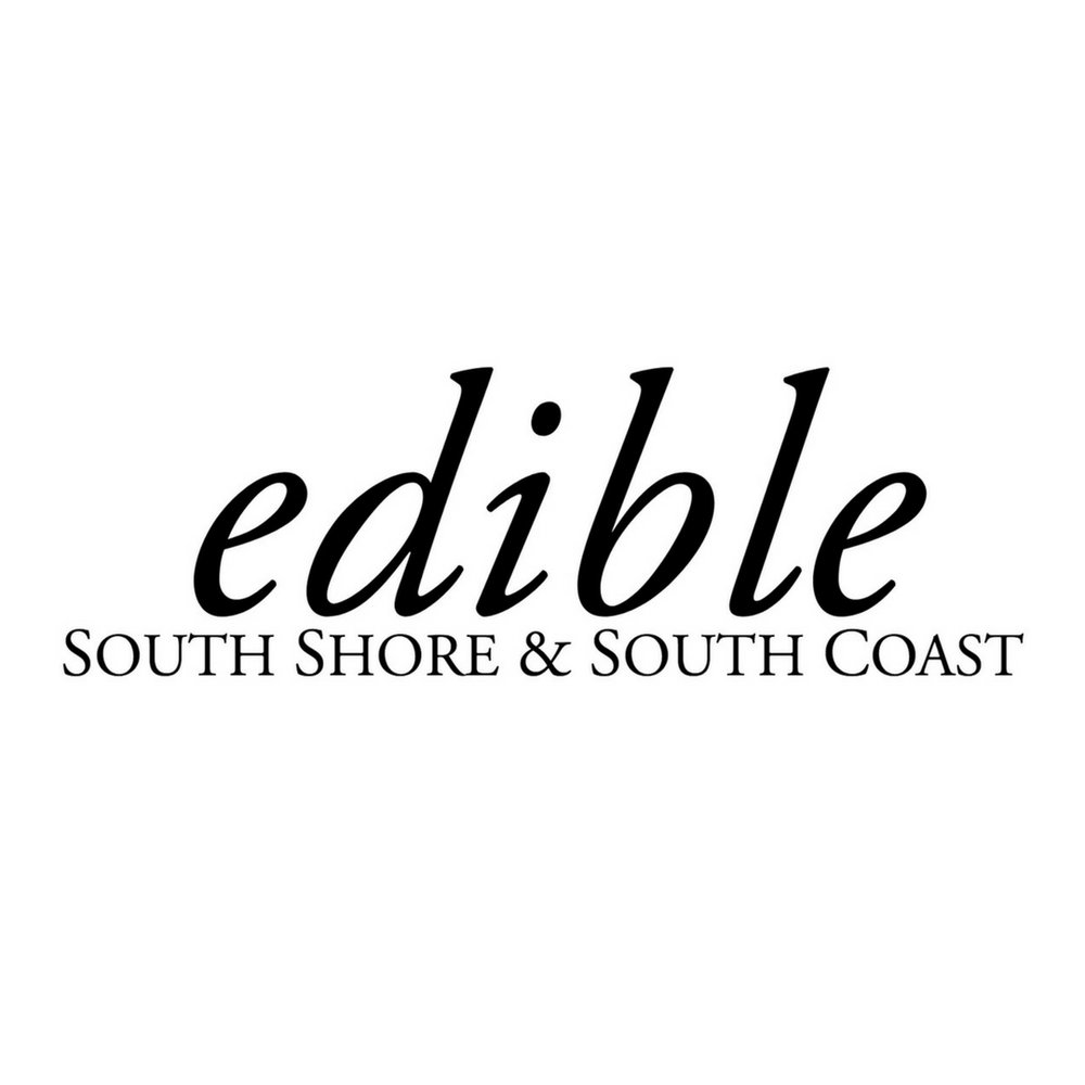 Edible South Shore & South Coast - Kingston, MAESS & SC is a hyper-local resource that celebrates the abundance of local foods in Southeastern Massachusetts. They believe that our food choices do make a difference–to our health, to the health of our planet, and to our enjoyment of life. With that in mind, they bring us carefully curated news of our region's farmers, brewers & vintners, food artisans, chefs, home gardeners, and others who have a dedication to producing and using sustainably produced, local, and seasonal foods.Learn More