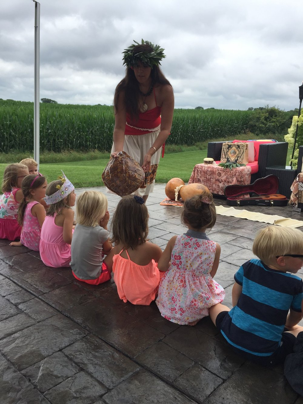 Children's Cultural Edutainment with Malia Lani