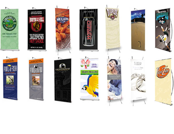 ad campaign, trade show materials, trade show supplies, POS materials, point of sales supplies, point of sales materials, point of sales design, ad design, sales sheet design, banner design