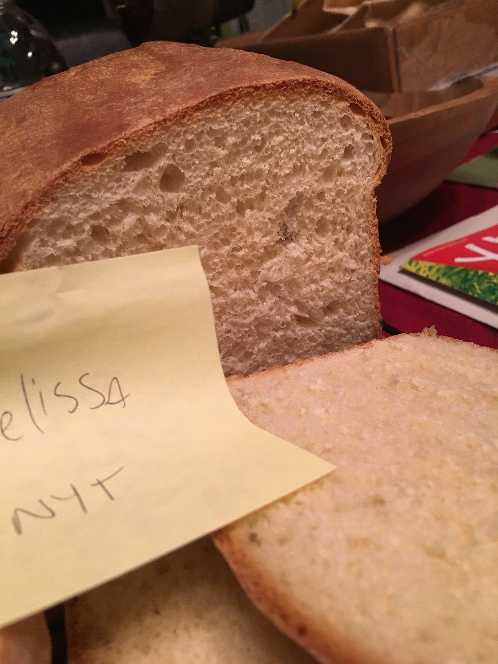 Melissa Clark's recipe