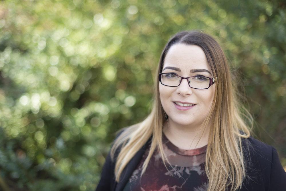 Lauren Stanley    Administrative Assistant