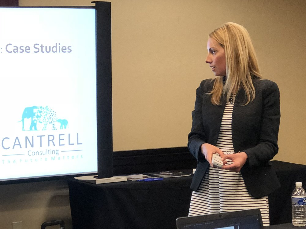 Jennifer Cantrell, Cantrell Consulting
