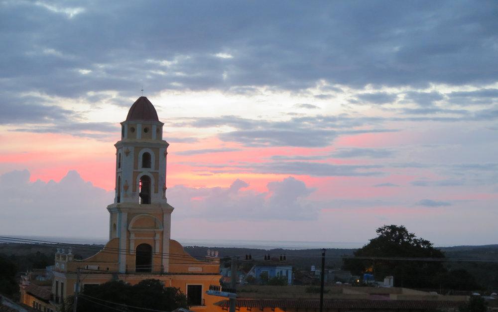Bell tower, Trinidad, Cuba
