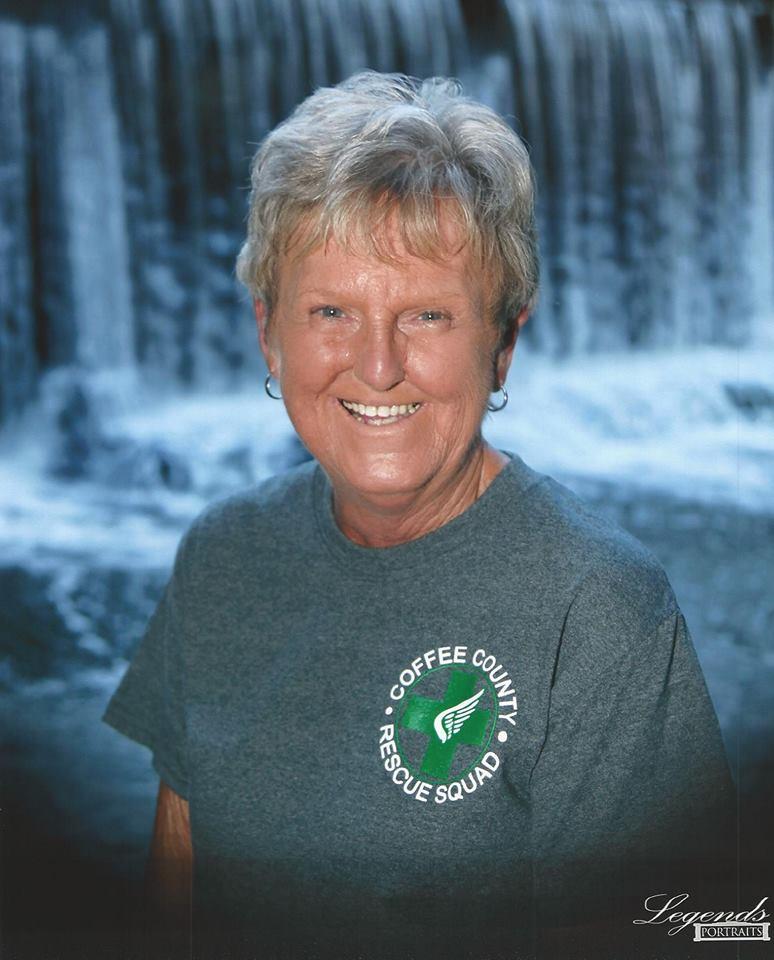 Linda Forrester, Secretary