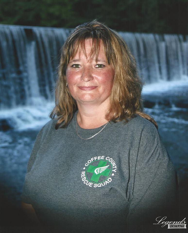Jennifer Simmons, Treasurer