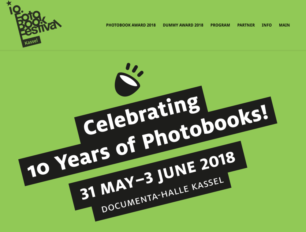 My Photobook »Familie werden« has been shortlisted for the  Kassel Dummy Award 2018  and will be on display at Documenta-Halle Kassel, PhotoIreland Dublin, Triennial of Photography Hamburg, Fotoleggendo Rome, Organ Vida - International Photography Festival Zagreb, Internationale Photoszene Köln, Photobook Week Aarhus, Photography Seminar Litauen, IED Instituts Europe's di Design Madrid and The Tokyo Art Book Fair!