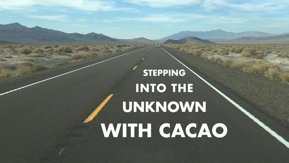 cacao, blog post, nick meador