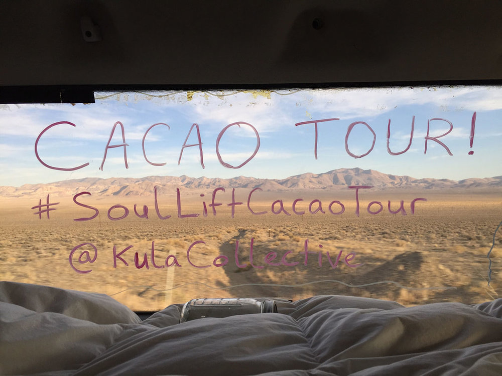 soullift, cacaotour, kulacollective