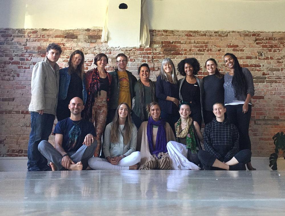 cacao ceremony, yoga teacher training, kula collective