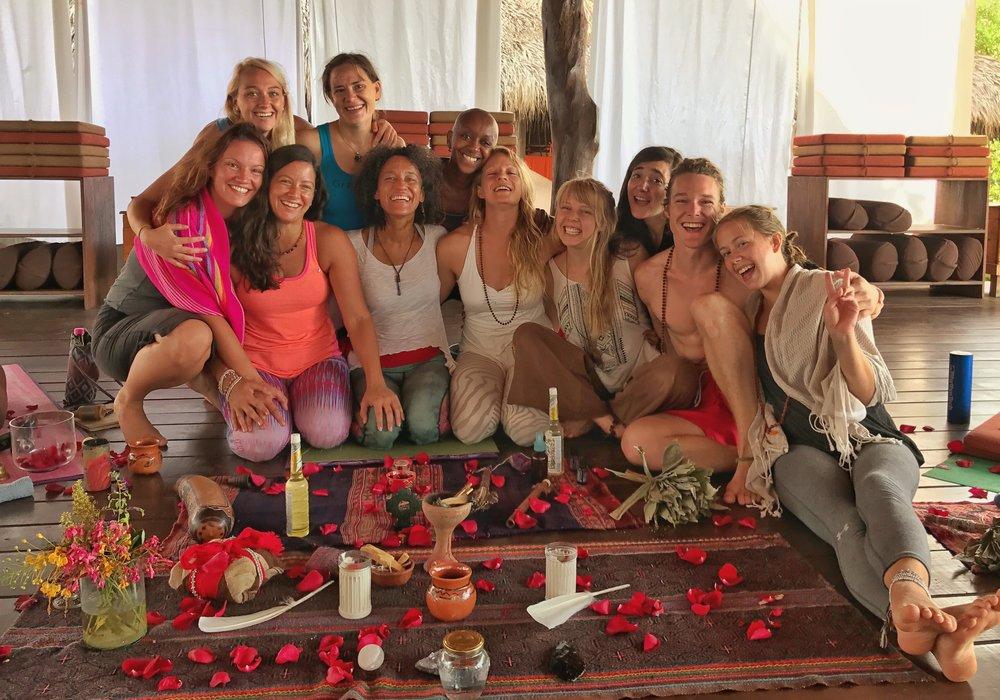 yoga sutras, kula grad series, blog post