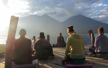 journeying to upper world, mountains blog post ananda