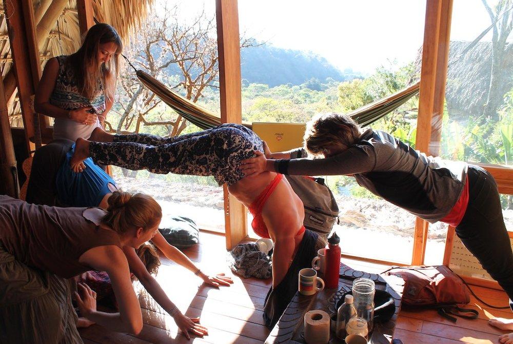 yoga activism